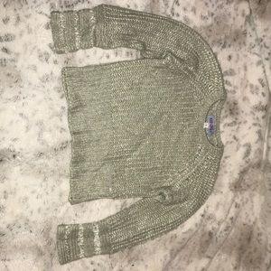 KENZO Junior gray silver sweater